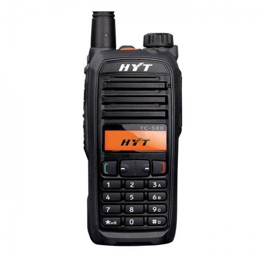 Фото Рация Hytera TC-580 UHF 400-470 МГц