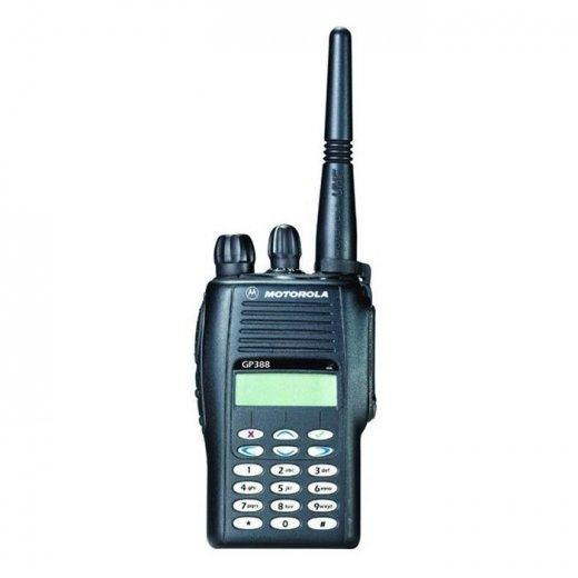 Фото Рация Motorola GP388 (403-470 МГц)