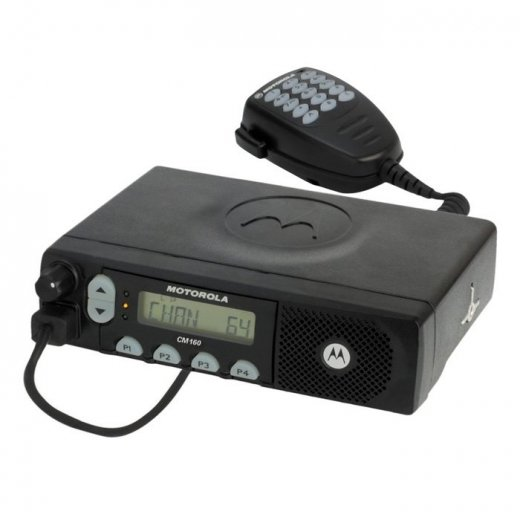 Фото Радиостанция Motorola CM160 (146-174 МГц 45 Вт)