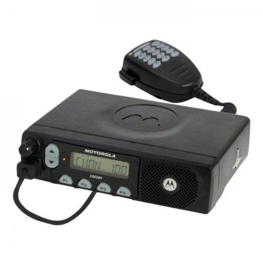 Фото Радиостанция Motorola CM360 (403-440 МГц 25 Вт)