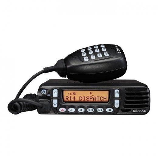 Фото Радиостанция Kenwood TK-7180 – Conventional, Select V, LTR, MPT-1327