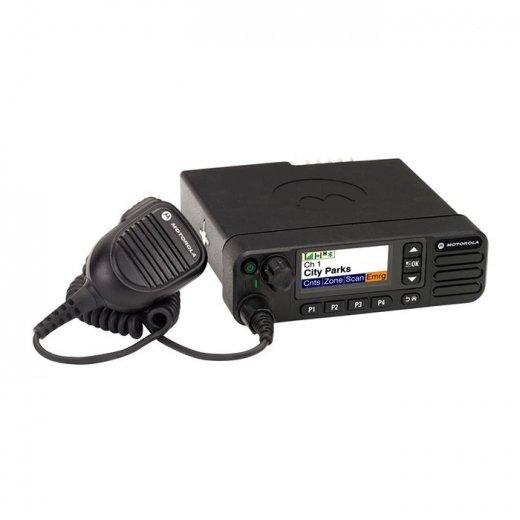 Фото Радиостанция Mototrbo DM 4600 UHF 403-470 МГц 1-25 Вт