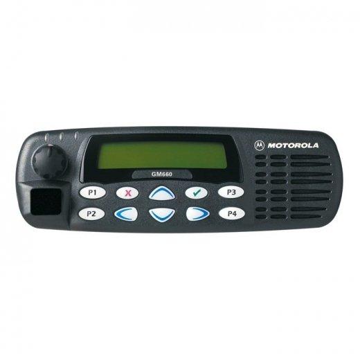 Фото Радиостанция Motorola GM-660 (403-470 МГц 25 вт)