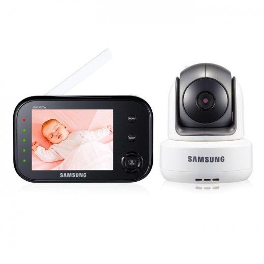 Фото Видеоняня Samsung SEW-3037WP