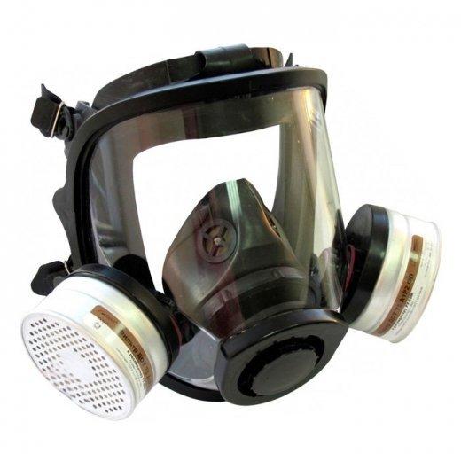 Фото Противогаз фильтрующий Кама-Стандарт с маской МАГ-2 Классический Дот 75 (м.А1В1Е1Р2D ФП)