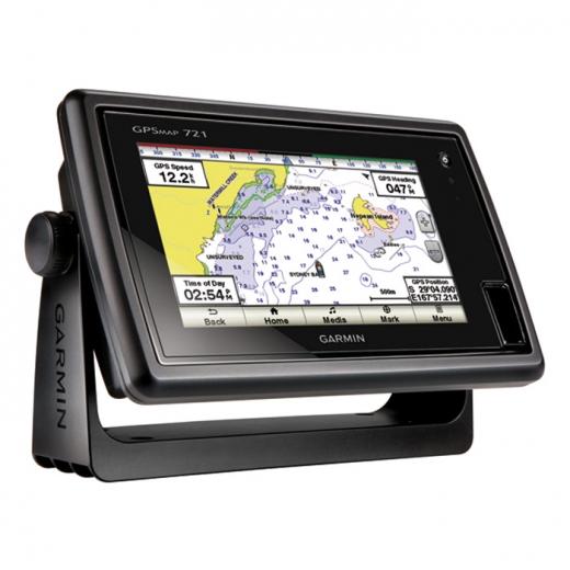 Фото Картплоттер Garmin GPSMAP 721 с GCV 10