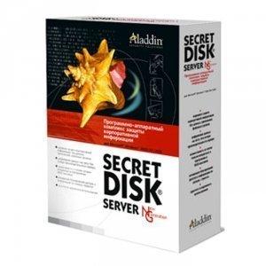 Фото Сертифицированная версия Secret Disk Server NG