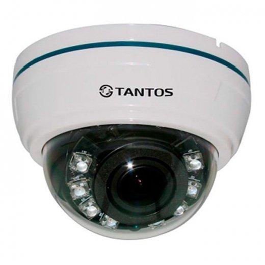 Фото Купольная видеокамера Tantos TSc-Di600CHV (2.8-12)