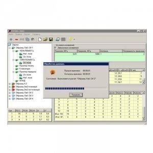 Фото Программа расчета показателей защищенности ПЭМИН-2005