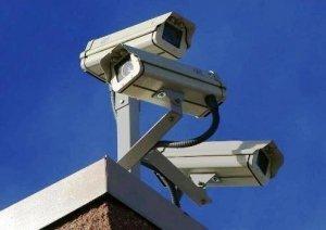 Фото Уличные системы видеонаблюдения
