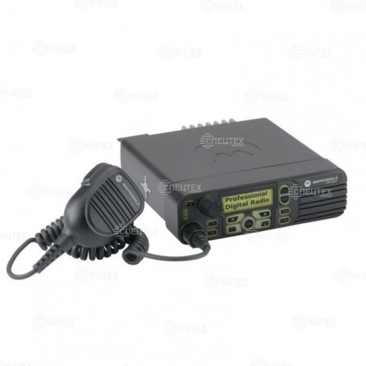 Фото Радиостанция Mototrbo DM 3600 403-470МГц 25Вт UHF (MDM27QNH9JA2_N)