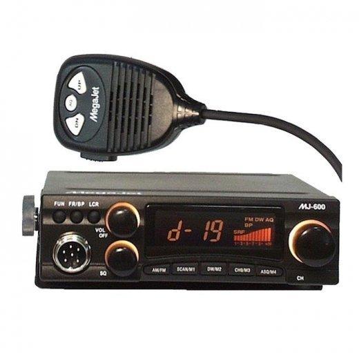 Фото Радиостанция Megajet MJ-600