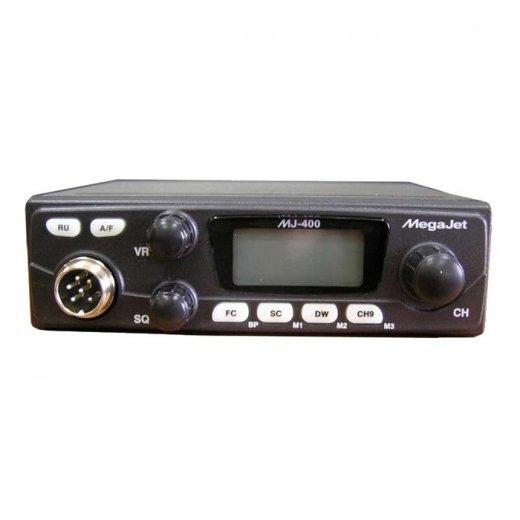 Фото Радиостанция Megajet MJ-400