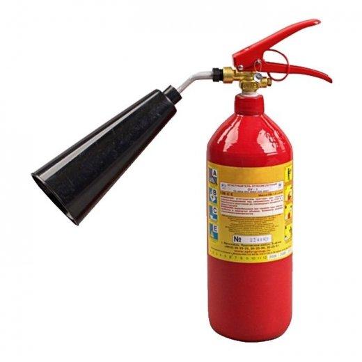 Углекислотный огнетушитель