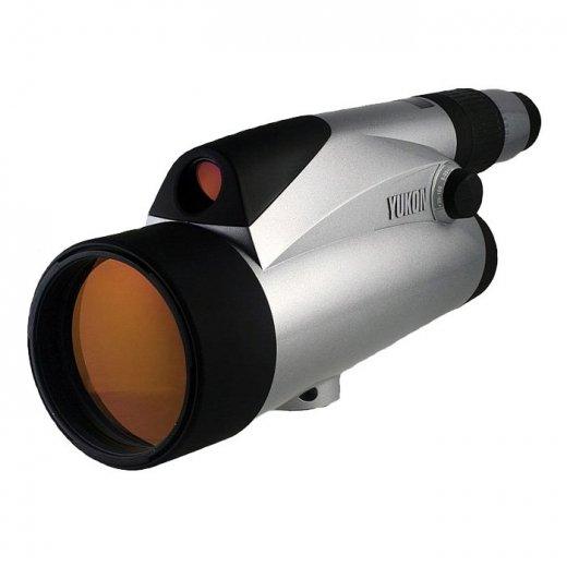 Фото Зрительная труба Юкон 6-100x100 LT Silver со штативом