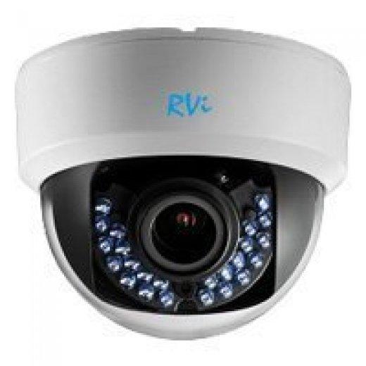 Фото Купольная видеокамера RVi-C321 (2.8-12 мм)