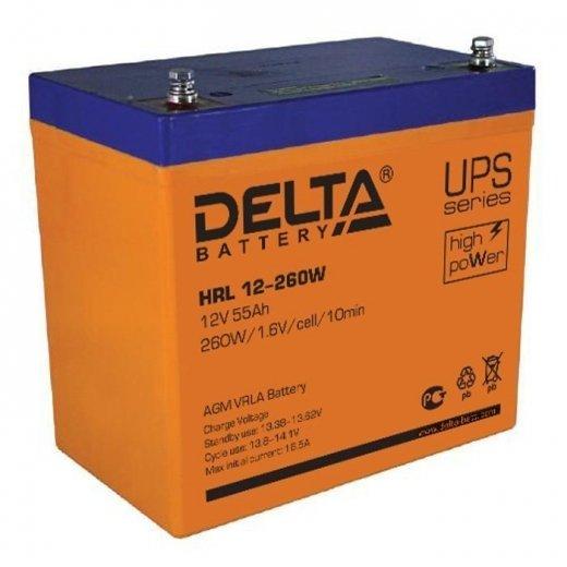 Фото Delta HRL 12-260 W