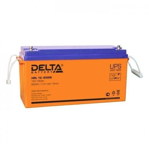Фото Delta HRL 12-650 W