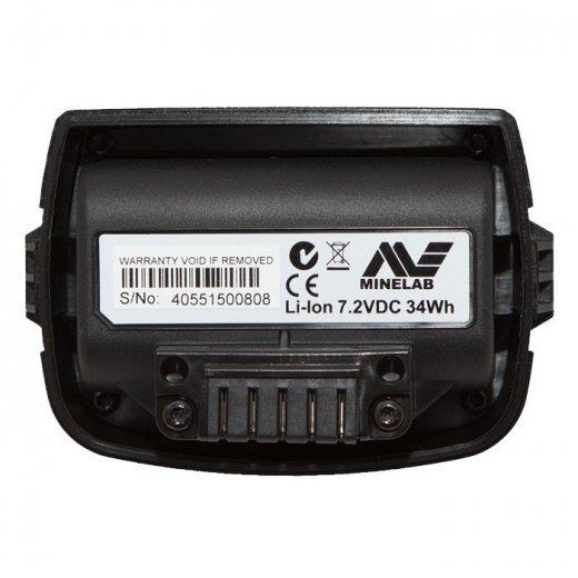 Фото Minelab CTX 3030 - Lithium Ion battery
