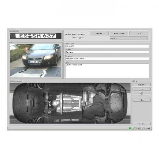 Фото Система досмотра днища автомобилей «Кобра»