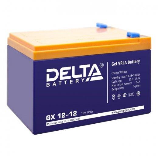Фото Delta GX 12-12