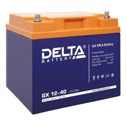 Фото Delta GX 12-40