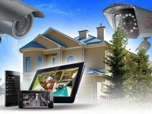 Фото Видеонаблюдение в частном доме