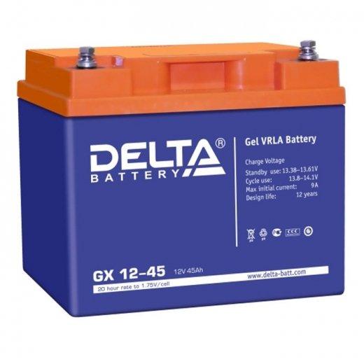 Фото Delta GX 12-45
