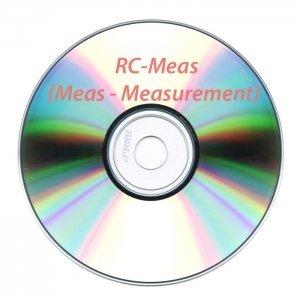 Фото ПО RС-Meas (Meas - Measurement)