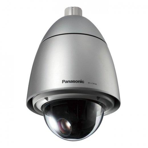 Фото Поворотная видеокамера Panasonic WV-CW590A/G