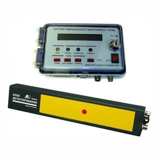 Фото Система радиационного мониторинга ТСРМ82-02.01