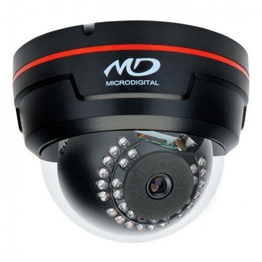 Фото Купольная видеокамера Microdigital MDC-7220TDN-30