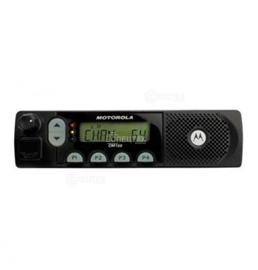 Фото Радиостанция Motorola CM160 (403-440 МГц 25 Вт)