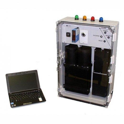 Фото Учебный радиационный монитор гамма-нейтронного излучения