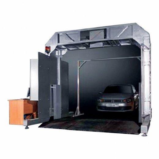 Фото Досмотровый радиометрический комплекс для контроля легковых автомобилей и грузов