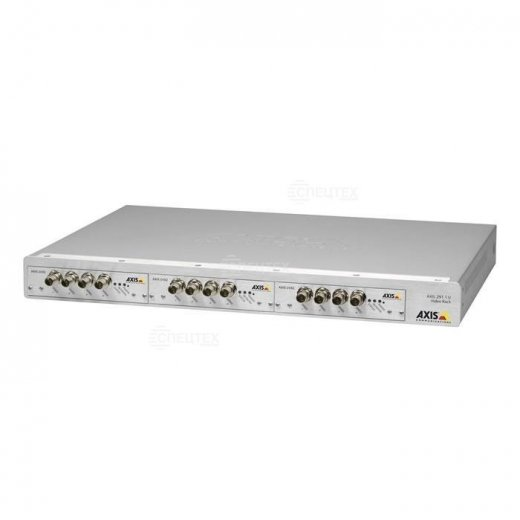 Фото IP видеосервер AXIS 12 Channel Video Server Bundle