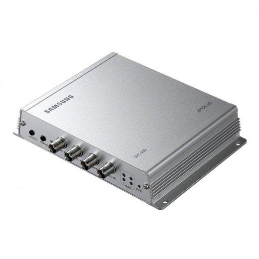 Фото IP видеосервер SAMSUNG SPE-400P