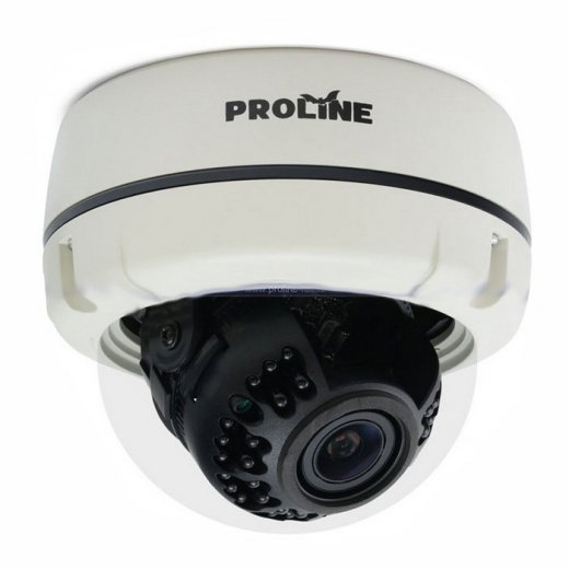 Фото Купольная IP-камера Proline IP-E2233ZE POE