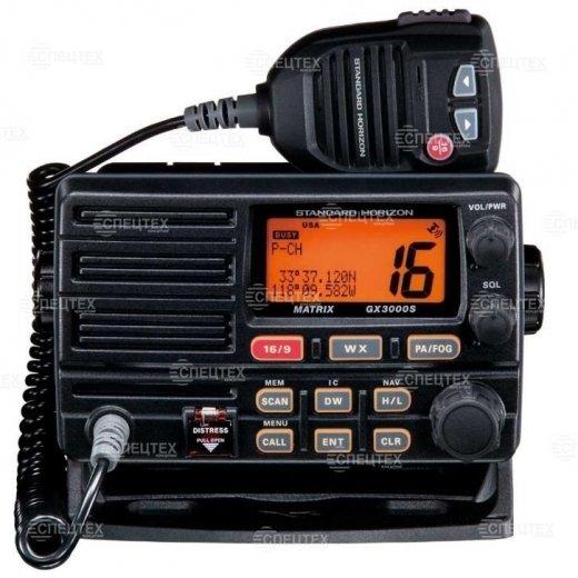 Фото Радиостанция STANDARD HORIZON GX-3000S MATRIX