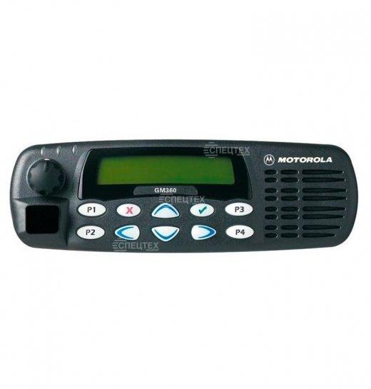 Фото Радиостанция Motorola GM360 (403-470 MГц 25 Вт)
