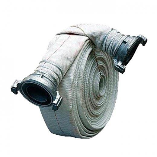 Фото Рукав пожарный  РПК(В)- Н/В-50-1,0-М-УХЛ1 (15±1м) с головками ГР-50а-пл