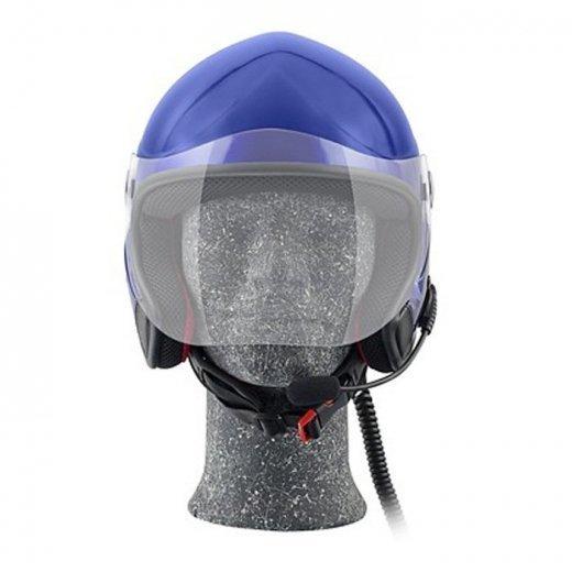 Фото Авиационный шлем с визором Free air classical