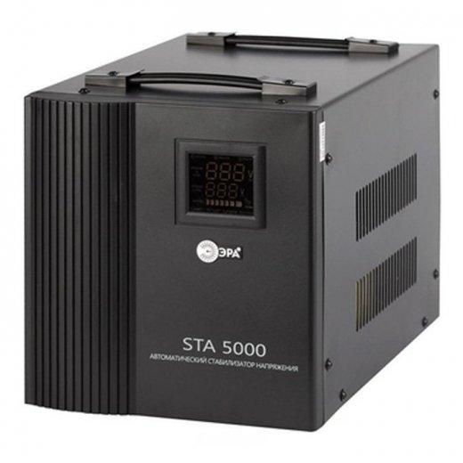 Фото Стабилизатор напряжения ЭРА STA-5000