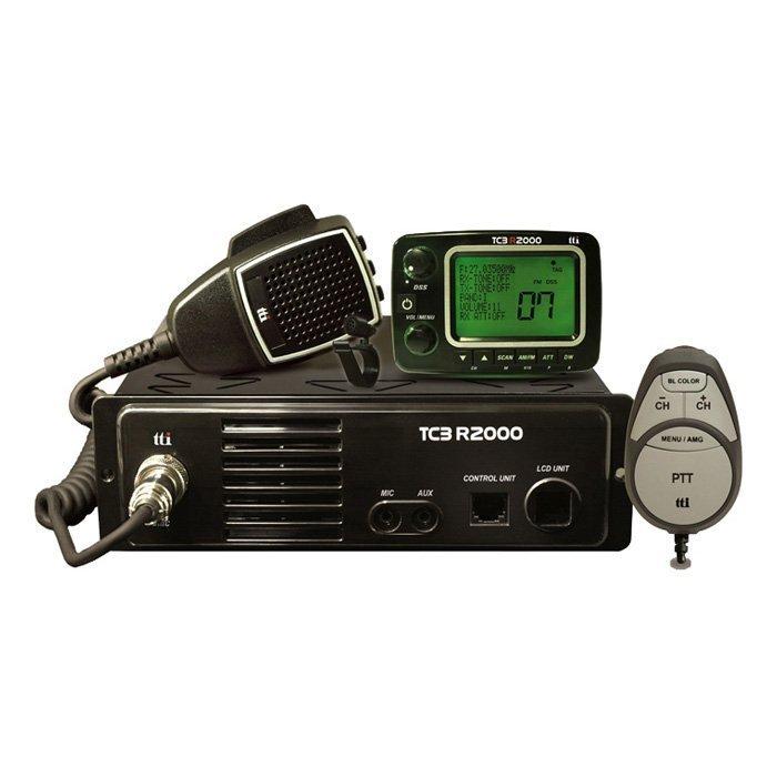 Рация Tti TCB551  Рации 27 МГц  рации для