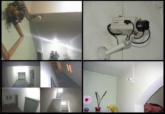 Видеонаблюдение скрытое для дома своими руками