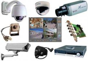 Фото Установка систем видеонаблюдения