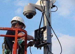 Фото Ремонт систем видеонаблюдения