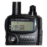 Рация Kenwood TH-F7E