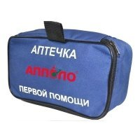 Фото Аптечка первой помощи работникам (в сумке одноярусной) по приказу №169н от 05 марта 2011г.