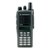 Рация Motorola GP380 (136-174 МГц)